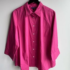 Lands' End Tops - Lands End Cool Max Shirt NWT